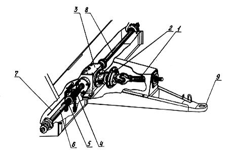 Лобовина ПР-1.8.01.00.000(ПР 01.000) для рулонного пресс-подборщика ПРФ-180 и ПРФ-750