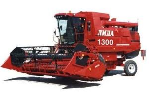 Запчасти Комбайн Лида-1300(CASE 525)